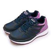 LIKA夢 GOODYEAR 固特異專業動能緩震慢跑鞋 K3-ENERGY能量系列 藍紫 92837 女