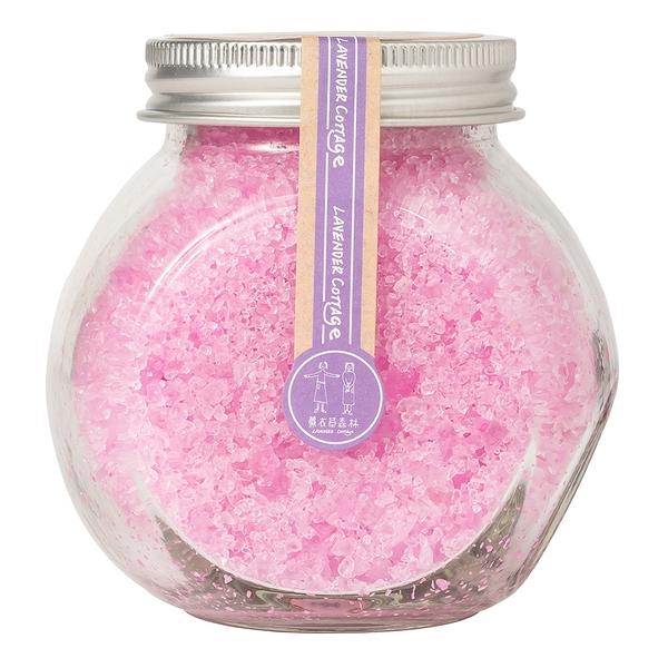 天竺葵香氛浴鹽200g【Lavender Cottage 薰衣草森林】(森林島嶼)