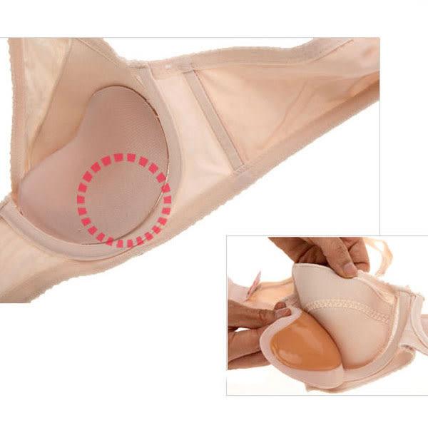 比基尼 胸墊 胸貼 罩杯 水餃墊 加厚爆乳 泳衣 泳裝 連身 NXS