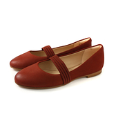 Clarks Grace Faye 平底鞋 娃娃鞋 紅色 女鞋 CLF41940SD19 no013