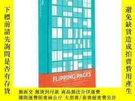 二手書博民逛書店Flipping罕見Pages英文原版 國際版式設計案例解析 海