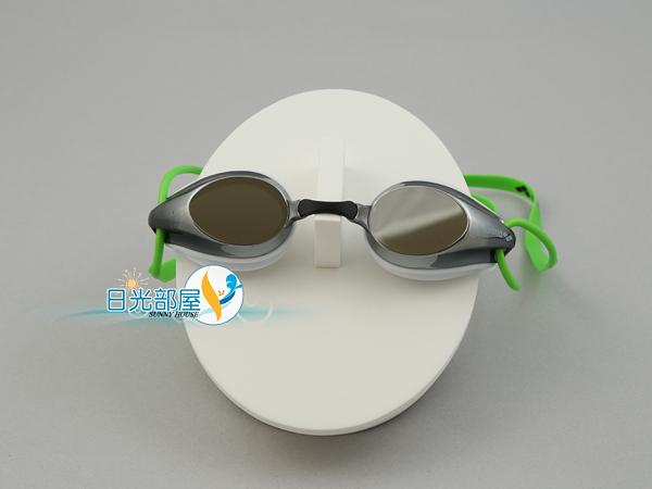 *日光部屋* arena (公司貨)/AGG-280M-WSRN 競泳/訓練/鍍膜/小鏡面泳鏡