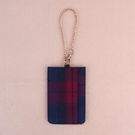 雨朵防水包 U111-11 格紋鐵鍊卡套