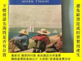 二手書博民逛書店Tom罕見Sawyer Abroad & Tom Sawyer DetectiveY230069 MARK T