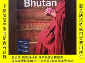 二手書博民逛書店LONELY罕見PLANET BHUTAN (COUNTRY TRAVEL GUIDE)Y12800 Brad