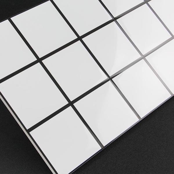 北歐衛生間瓷磚300600浴室亮光廚房墻磚地鐵面