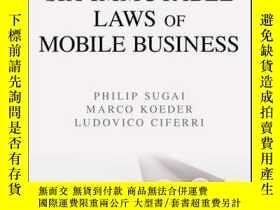 二手書博民逛書店The罕見Six Immutable Laws of Mobile BusinessY410016 Phili
