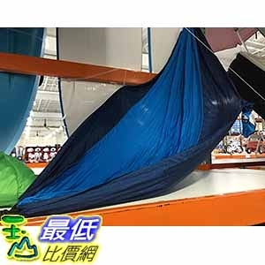[COSCO代購] CHILLAX PARACHUTE NYLON DOUBLE TRAVEL HAMMOCK 降落傘型雙人休閒吊床 _C397545