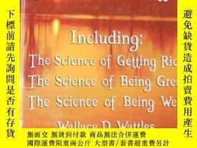 二手書博民逛書店The罕見Wisdom of Wallace D. Wattle