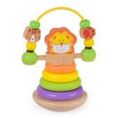 兒童不倒翁手搖鈴兒童玩具3-6-12個月0-1歲男女孩新生兒益智 【八折搶購】