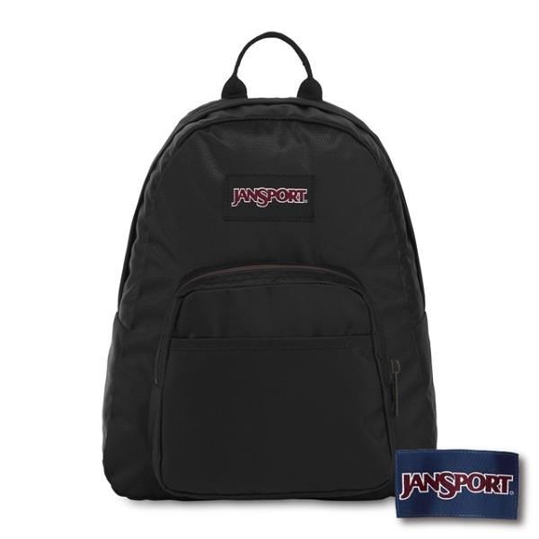【南紡購物中心】JANSPORT HALF PINT FX 系列後背包 -俏皮黑(JS-43908)