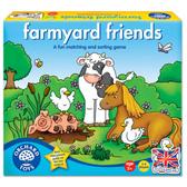 【英國 Orchard Toys】農場朋友們益智遊戲組 Farmyard freinds 桌上遊戲