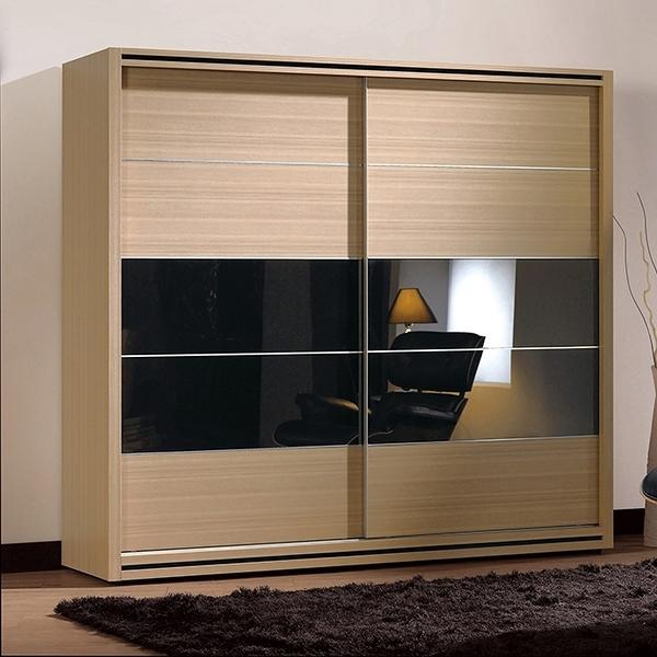 衣櫃/衣櫥 威爾斯7尺拉門衣櫥(18CM/093-10)【DD House】