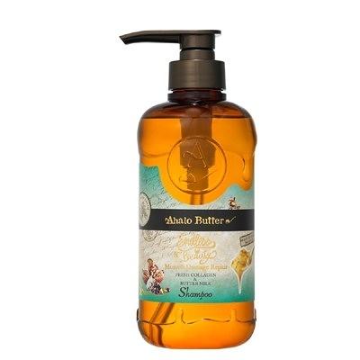 Ahalo Butter天使光天然植萃潤澤修護洗髮精500ml HB00481【AI05044】