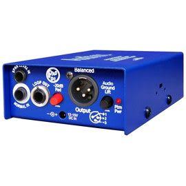 澳洲 ARX Pro DI 專業 Direct Box 錄音室等級 阻抗轉換器