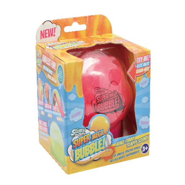 Slimy Super Mega Bubble 泡泡史萊姆