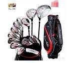 特價 高爾夫球全套桿13支鐵桿套餐 男士初學套桿 送球包【藍星居家】