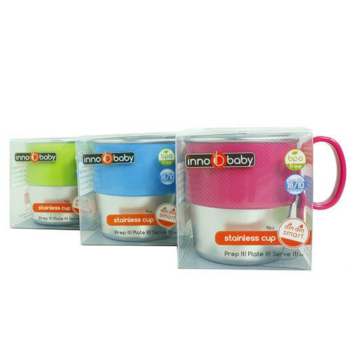 [寶媽咪親子館] 美國 Innobaby stainless cup 9 OZ 不鏽鋼喝水杯 不銹鋼水杯