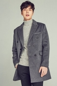 Park Hae Jin 朴海鎮 박해진 - Mind Bridge  (冬)羊毛大衣外套 風衣MRCA718B