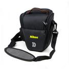 尼康單反相機包 單肩攝影包 三角包D90 D7000