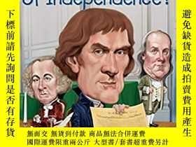 二手書博民逛書店What罕見Is the Declaration of Inde