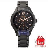 羅梵迪諾 Roven Dino ★ RD689B-396RG 黑色 ★ 男錶
