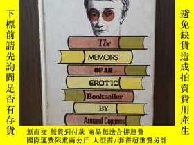 二手書博民逛書店THE罕見MEMOIRS OF AN EROTIC BOOKSELLER[布面精裝]Y12800 ARMAND
