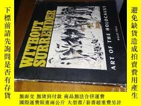 二手書博民逛書店WITHOUT罕見SURRENDER ART OF THE HO