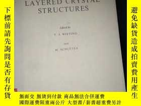 二手書博民逛書店ELECTRONS罕見AND PHONONS IN LAYERED CRYSTAL STRUDTRESY161
