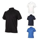 MIZUNO 男短袖POLO衫(短袖上衣 高爾夫 網球 美津濃≡體院≡ 32TA0020