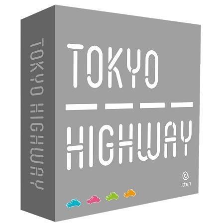 『高雄龐奇桌遊』 東京高速公路 Tokyo highway 繁體中文版 正版桌上遊戲專賣店 熱門桌遊商品