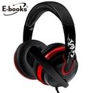 E-books S27 電競頭戴耳機麥克風 9x21.8x16.6cm