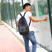 籃球袋籃球包訓練包運動束口袋抽繩雙肩包籃球網袋網兜健身背包男 後街