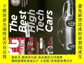 二手書博民逛書店PC罕見Magazine 2006年4月25日 英文個人電腦雜誌 可用樣板間道具雜誌Y14610