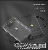 索皇子2.5寸外接usb3.0外置硬盤讀取磁盤陣列保護盒台式機『新佰數位屋』