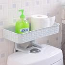 多功能吸壁式置物架 馬桶蓋 衛浴 洗漱 ...