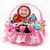 幸福婚禮小物❤香皂花帶路雞(小)❤婚禮用品/習俗用品/香皂花/結婚用品/結婚習俗/帶路雞