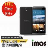iMOS HTC One E9 PLUS 上下段 Dot View 精細孔洞 保護貼