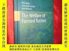 二手書博民逛書店The罕見Welfare of Farmed Ratites (