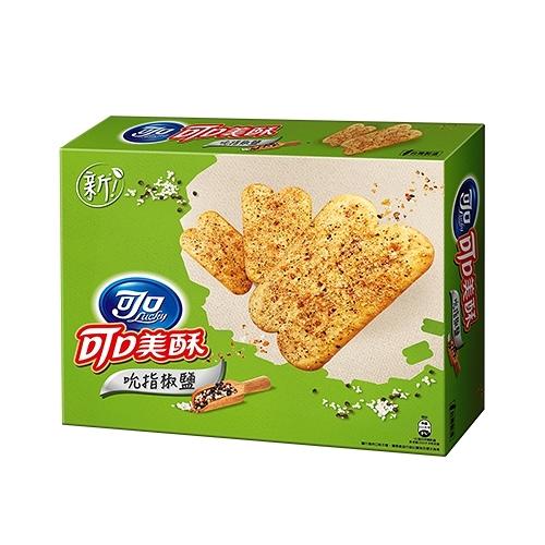 《可口》可口美酥吮指椒鹽口味量販包240G【愛買】