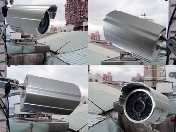 速霸超級商城㊣CAMVID 24顆LED SONY晶片彩色防水型紅外線攝影機(EL-CO13N)◎監視器材