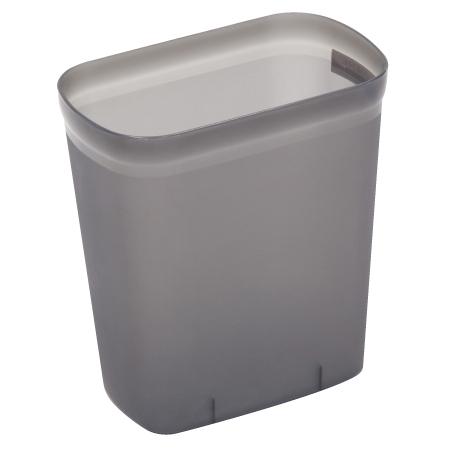 長型垃圾桶 中挪威 灰色 C8302 NITORI宜得利家居