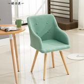 現代簡約辦公椅休閒電腦椅子靠背凳子家用懶人學生椅宿舍書房座椅【櫻花本鋪】
