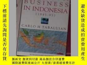 二手書博民逛書店Fifty罕見Years of Business in Indo