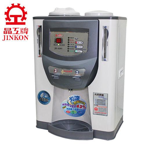 現貨供應 晶工牌 光控溫熱全自動開飲機 JD-4203