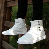 夏天潮男鞋子高筒休閒皮鞋高邦運動板鞋冬鞋英倫風高筒馬丁靴 可可鞋櫃
