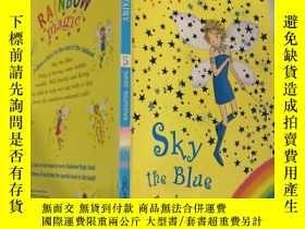 二手書博民逛書店Sky罕見the Blue Fairy 藍天仙女Y200392