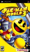 PSP Pac-Man World 3 小精靈世界 3(美版代購)