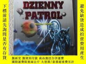 二手書博民逛書店Dzienny罕見patrol(波蘭語原版)Y21478 Ser