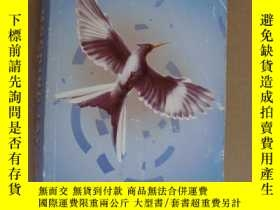 二手書博民逛書店The罕見hunger games-mockingjayY146
